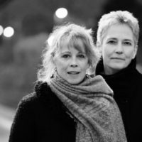 23. VFF - Annett Kuhr & Sue Sheehan