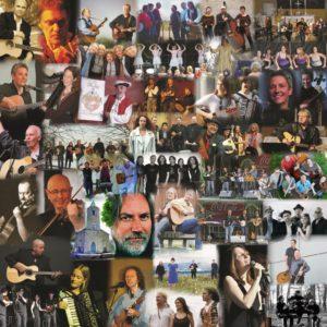 VFF 2010_Musiker_Collage
